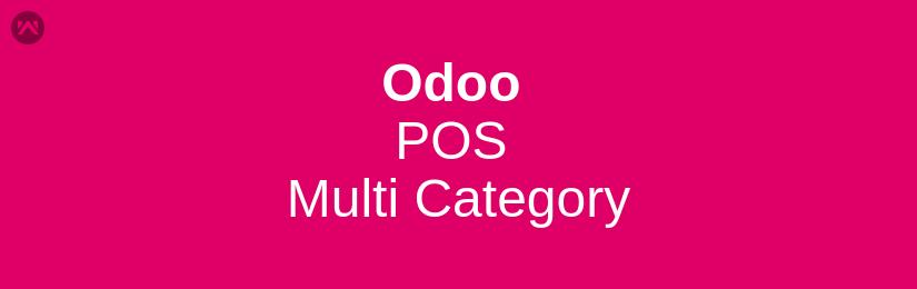 Odoo POS Multi Category