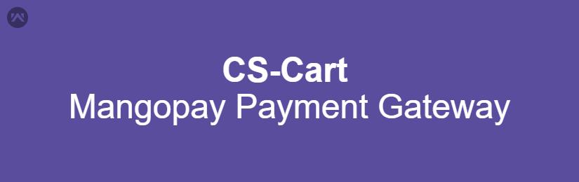 CS-Cart Mangopay Payment Gateway