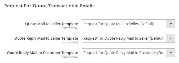 Magento 2 Vendor Request For Quotation Marketplace Supplier Rfq