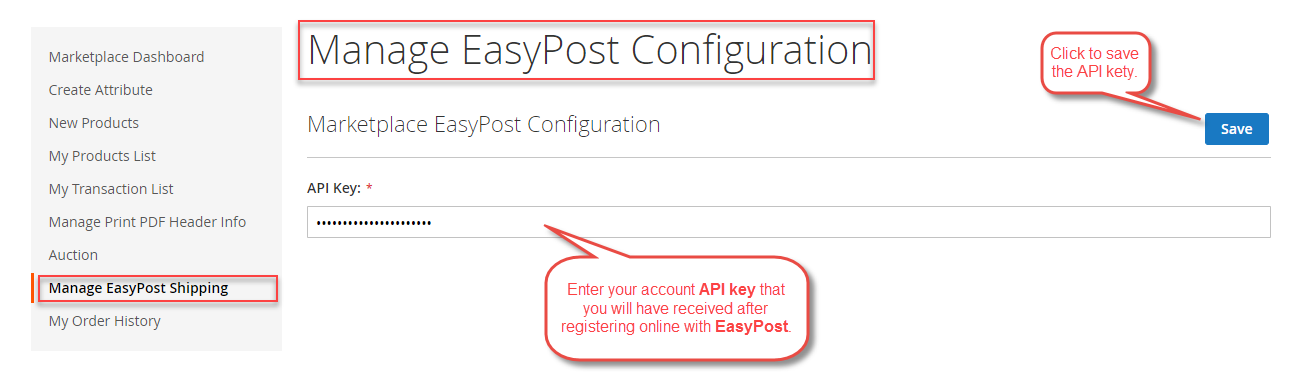 Seller-API-Key-Credentials