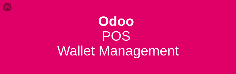 Odoo POS Wallet Management