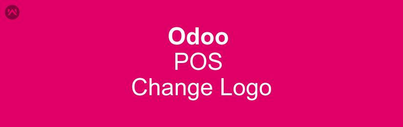 Odoo POS Change Logo