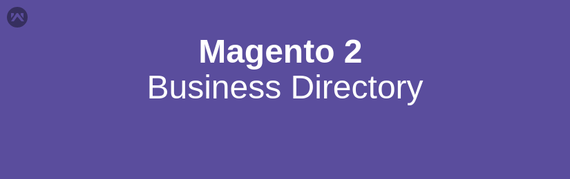 Magento 2 Business Directory