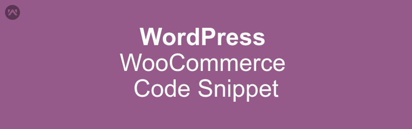 WooCommerce My Account Custom Endpoint