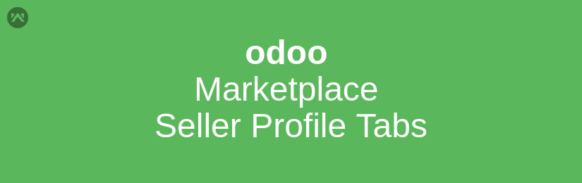 Odoo Marketplace Seller Profile Tabs