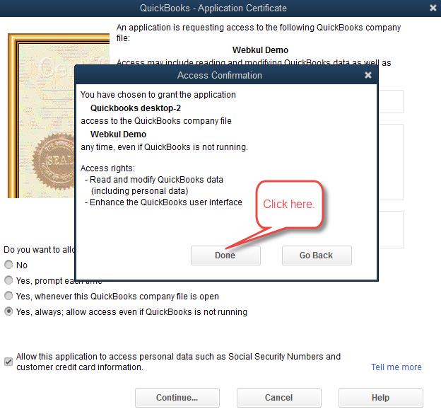 Opencart QuickBooks Desktop Connector | Merchant Accounting Integratio