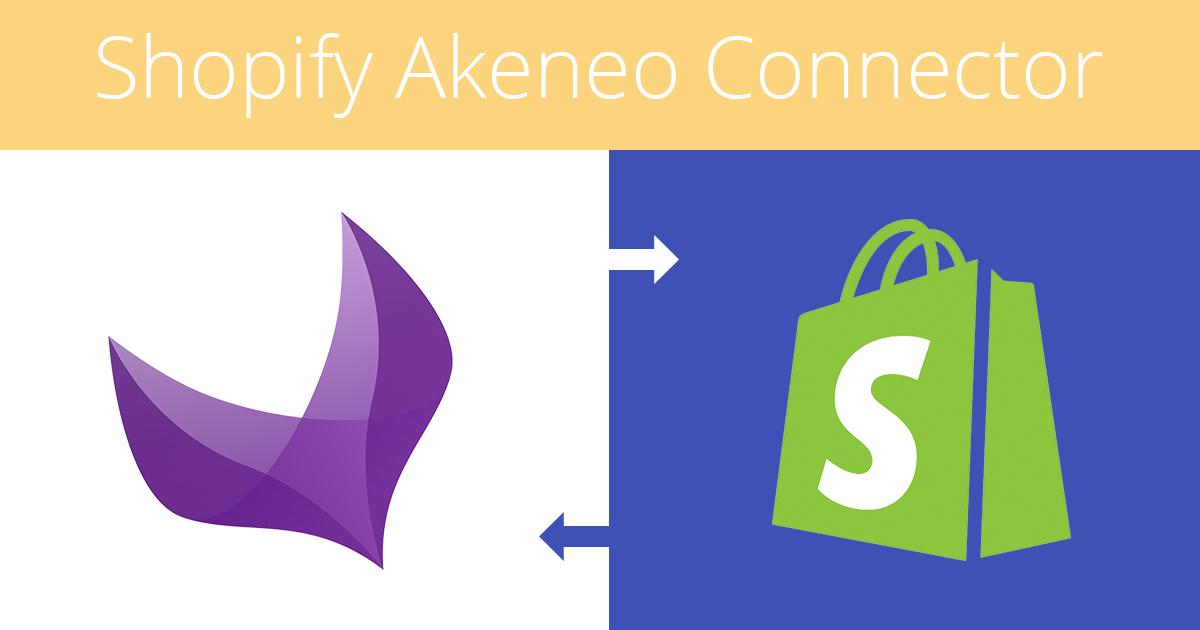 Akeneo PIM Connector for Shopify | Catalog Management Integration
