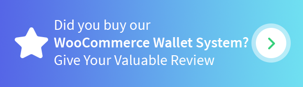 WordPress WooCommerce Wallet System Plugin - 2