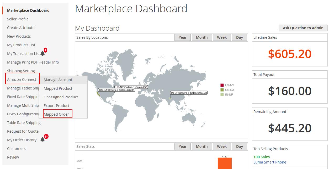 Magento 2 Multi Vendor Amazon Integration | Marketplace Multi