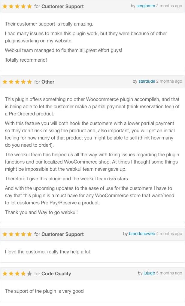 Plug-in de pré-pedido do WordPress WooCommerce - 6