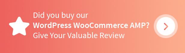 Plug-in de AMP para WooCommerce - 7