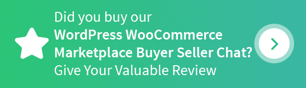 WordPress WooCommerce Marketplace Buyer Seller Chat Plugin - 6