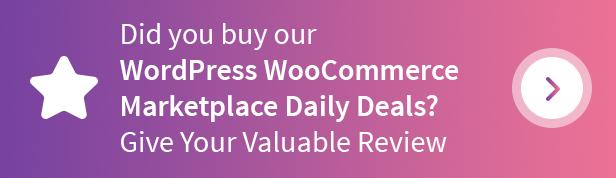 Multi Vendor Daily Deals Plugin for WooCommerce - 5