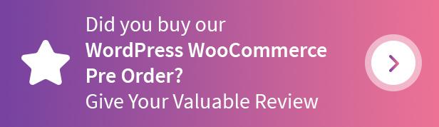 Plugin de pré-encomenda do WordPress WooCommerce - 7