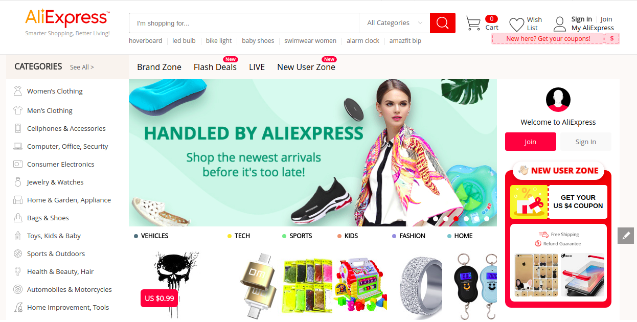5 Steps to Start Woocommerce Aliexpress Dropshipping