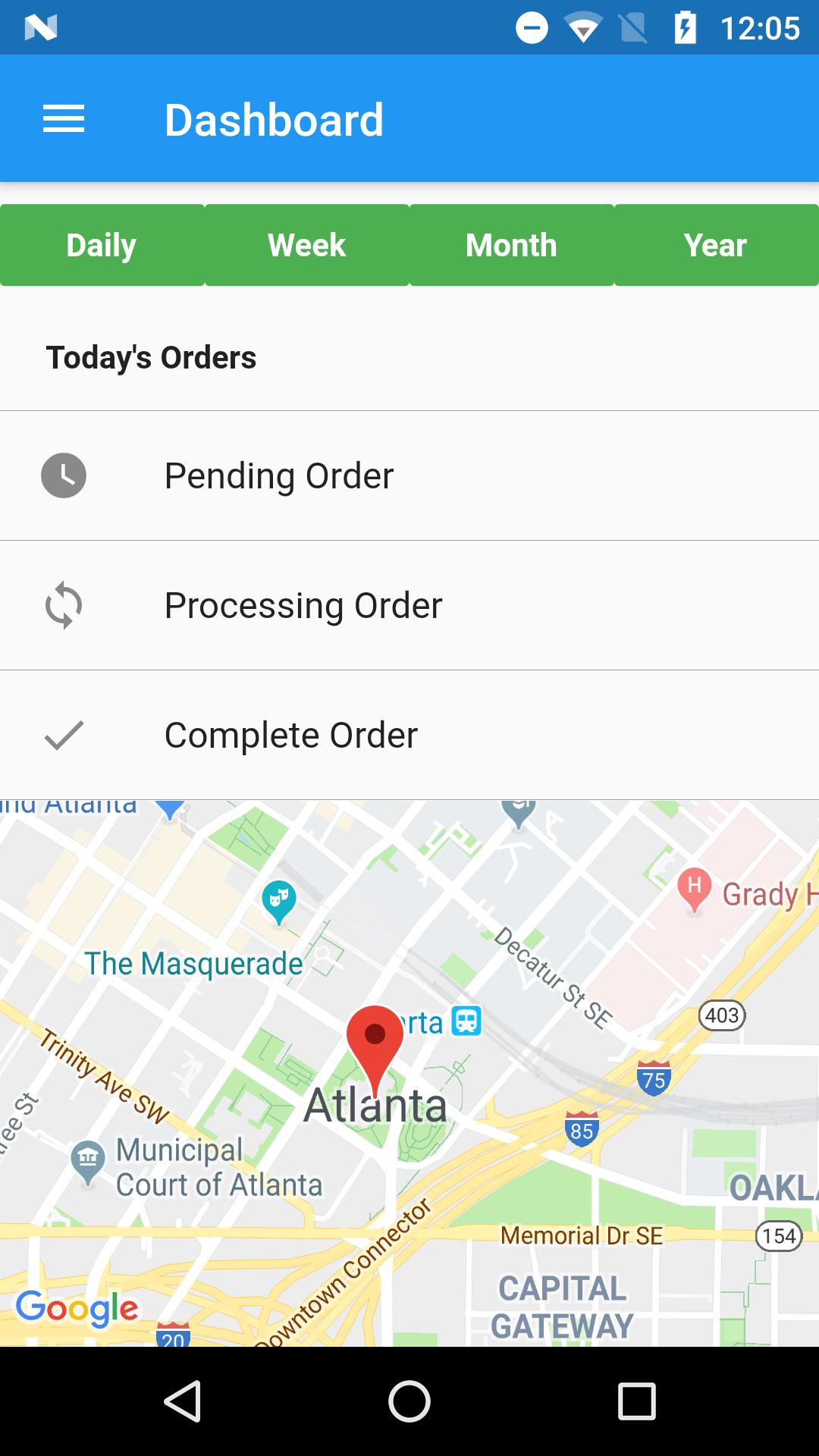Opencart Delivery Service Mobile app - Webkul Blog