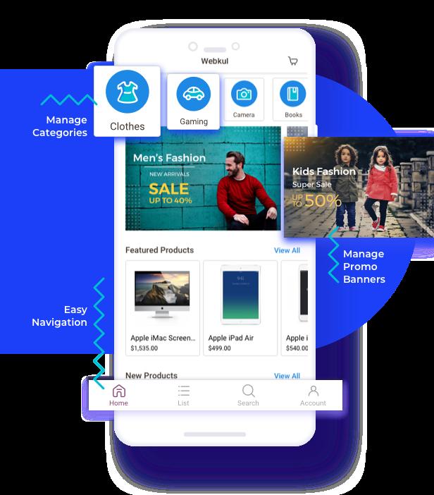 Multi Vendor Mobile App (iOS) for WooCommerce - 7