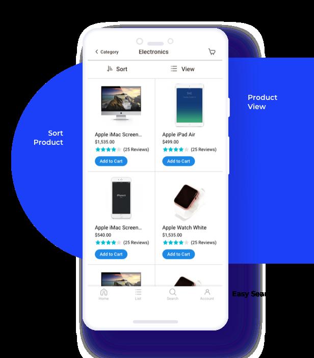 Multi Vendor Mobile App (iOS) for WooCommerce - 8