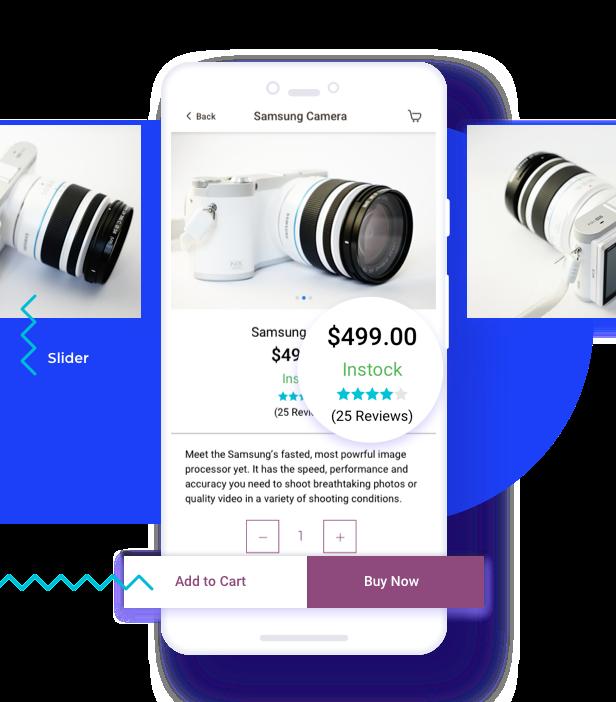 Multi Vendor Mobile App (iOS) for WooCommerce - 9