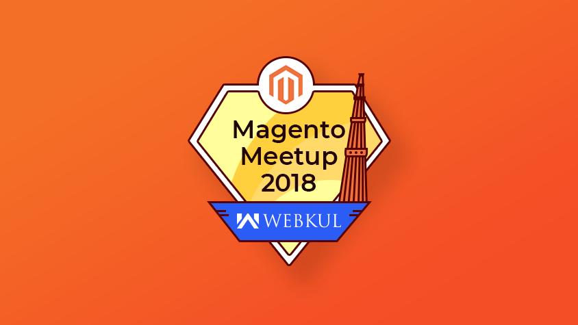 Magento Meetup 2018, Noida IN