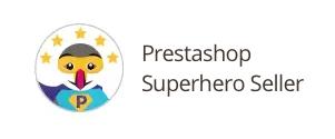 Superhero Seller Award
