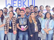 Webkul Dribbble MeetUp 2017