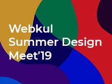 Webkul Dribbble MeetUp 2019