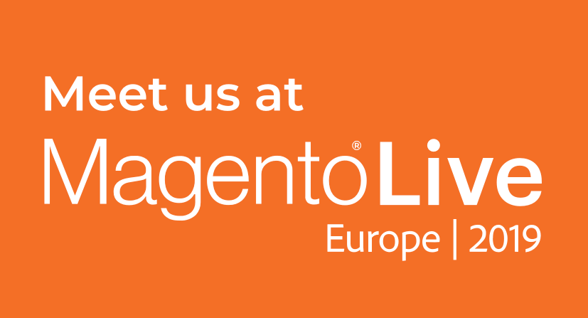 Meet us at Magento Live Europe 2019