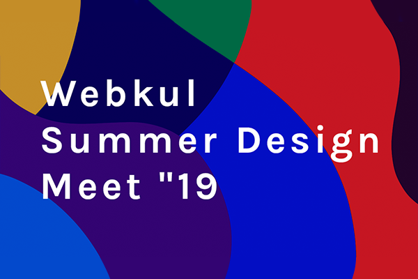 Dribbble Webkul Summer Design Meet