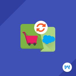 Salesforce® Connector For Jooma Virtuemart