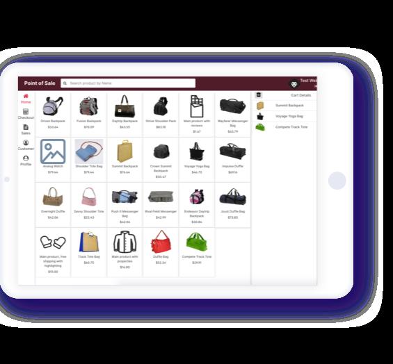 Shopware POS System