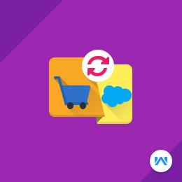 Salesforce Connector for Wordpress WooCommerce