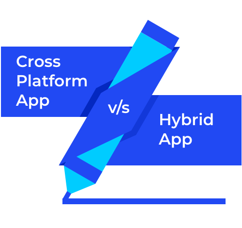 Cross-Platform v/s Hybrid App Development