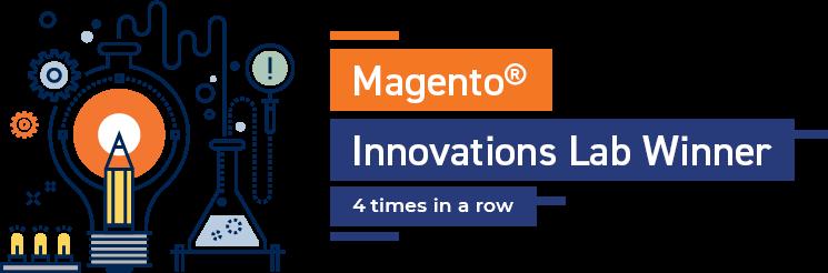 Magento Innovation Lab Winnner