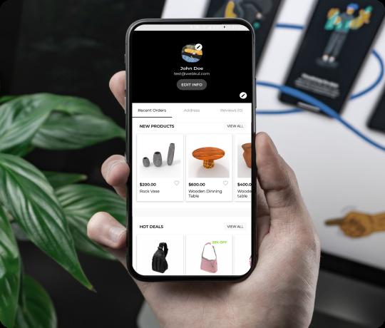 Shopware-Mobile-Commerce