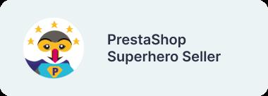 PrestaShop Superhero Seller