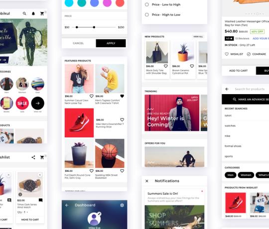 WooCommerce Mobile App Development