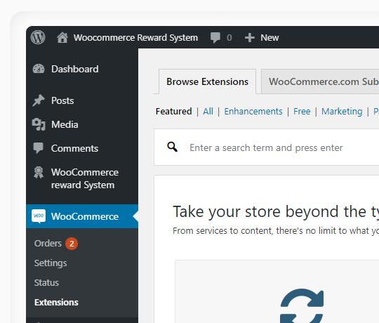 WooCommerce API Development